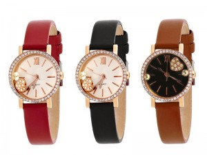 Pack of 3 Girls Watches Price in Pakistan
