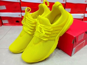 Outdoor Yellow Sneaker Shoes for Men Price in Pakistan