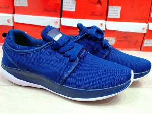 Comfort Men's Blue Sports Shoes Price in Pakistan
