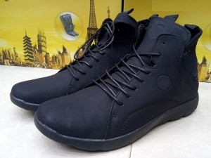 Black Color Lace-Up Boots Price in Pakistan