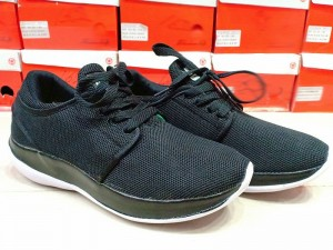 Comfort Men's Black Sports Shoes Price in Pakistan