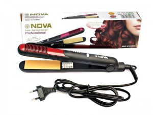 Nova Professional Hair Straightener NHC-835 CRM Price in Pakistan