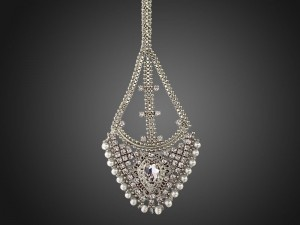 Pearls Silver Side Matha Jhoomar Price in Pakistan