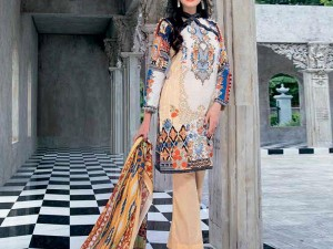Embroidered Khaddar Suit Price in Pakistan