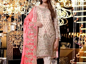 Heavy Embroidered Masoori Wedding Dress Price in Pakistan