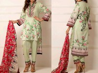 ZS Textile RangReza Lawn 2019 with Lawn Dupatta ZS-3B Price in Pakistan