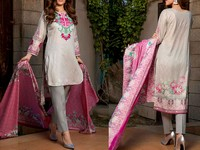 ZS Textile RangReza Lawn 2019 with Lawn Dupatta ZS-6B Price in Pakistan
