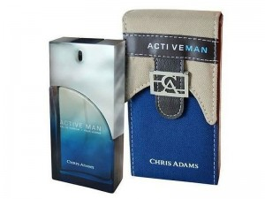Active Man Perfume by Chris Adam Price in Pakistan