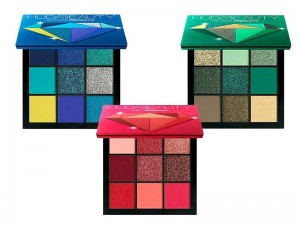 Pack of 3 Huda Beauty Eyeshadow Palettes Price in Pakistan