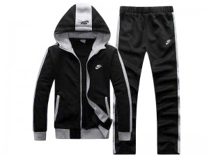 Combo of 2 Men's Contrast Hoodie with Trouser Price in Pakistan
