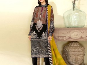 Heavy Embroidered Khaddar Dress with Wool Shawl Dupatta Price in Pakistan