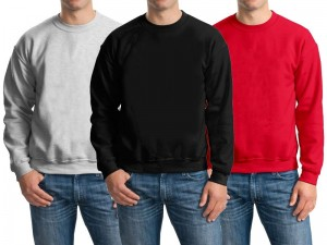 Pack of 3 Men's Winter Sweatshirts Price in Pakistan