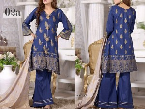 Mysoori Gold Banarsi Lawn Collection 2020 - 2A Price in Pakistan