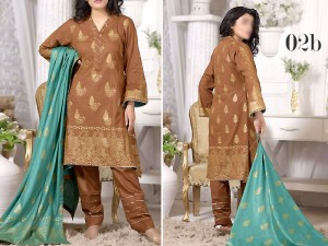 Mysoori Gold Banarsi Lawn Collection 2020 - 2B Price in Pakistan