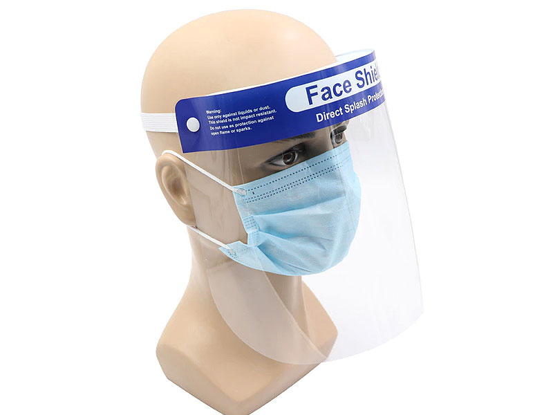 Transparent Safety Face Shield Price in Pakistan