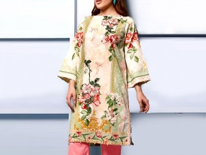 Embroidered Lawn Suit 2020 with Chiffon Dupatta Price in Pakistan