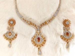 Pakistani Artificial Bridal Jewellery Set