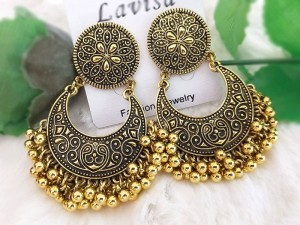 Antique Style Drop Earrings Price in Pakistan