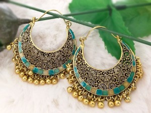 Antique Style Fashion Earrings Price in Pakistan