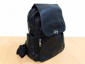 Stylish Faux-Leather Backpack for Girls Price in Pakistan