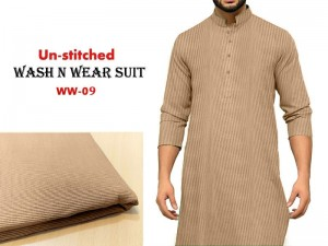 IB Euro Swiss Self Design Men's Wash n Wear Shalwar Kameez Price in Pakistan
