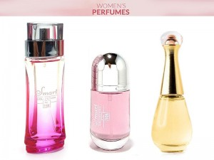 Pack of 3 Women's Smart Collection Perfumes - 25ml