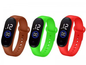 Pack of 3 Kids Digital Touch Screen Watches Price in Pakistan