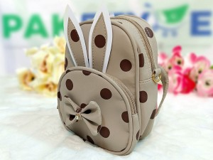 Polka Dots Mini Backpack for Kids - Skin
