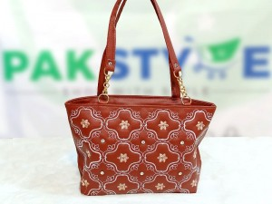 Women's Shoulder Bag - Brown Price in Pakistan