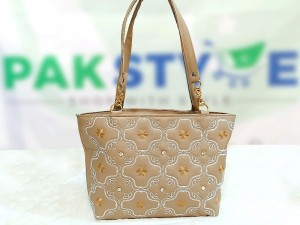 Ladies Fashion Handbag - Skin