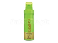 Maryaj Attraccion Gold Deodorant Price in Pakistan