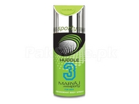 Maryaj Huddle 3 Deodorant Price in Pakistan