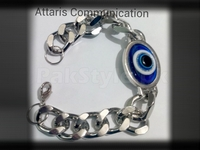 Blue Eye Mens Bracelet in Pakistan
