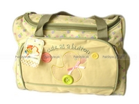 Baby Diaper Bag Green in Pakistan