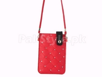 Mini Crossbody Mobile Pouch for Girls in Pakistan