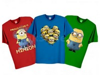 3 Minions T-Shirts Bundle Pack in Pakistan