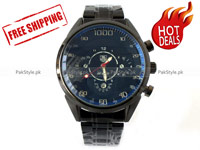 On Sale: Tag Heuer SLS 1000 - Black in Pakistan