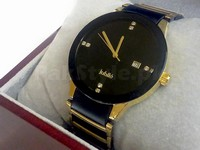 Rado Centrix Jubile Watch - 2 Tone Golden in Pakistan