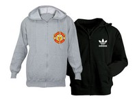 Pack of 2 Logo Zipper Hoodies in Pakistan
