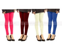 4 Ladies Cotton Tights in Pakistan