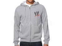 WWE Logo Zip Hoodie - Grey in Pakistan
