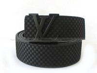 LV Suede Leather Belt in Pakistan