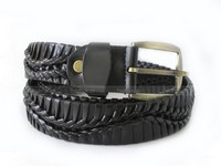 Men's Knitted Leather Belt Price in Pakistan