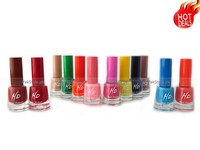 12 HD Nail Polish Bundle Offer in Pakistan