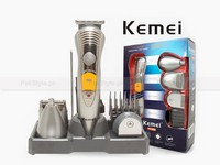 Kemei 7 in 1 Rechargeable Grooming Kit Price in Pakistan