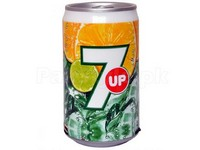 7up Can Mini Speaker Radio Mp3 Player + Free gift in Pakistan