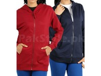 2 Ladies Hoodies Bundle Pack in Pakistan