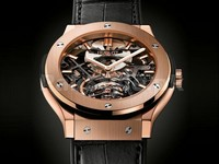 Hublot Classic Fusion Skeleton Watch in Pakistan
