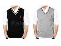 2 Plain Levi's Sleeveless Sweaters in Pakistan