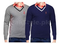 2 Levi's Full Sleeves Sweaters in Pakistan